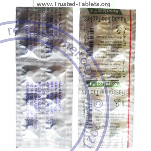 Trustedtabs Pharmacy. azilect tablets. Uses, Side Effects, Interactions, Pictures