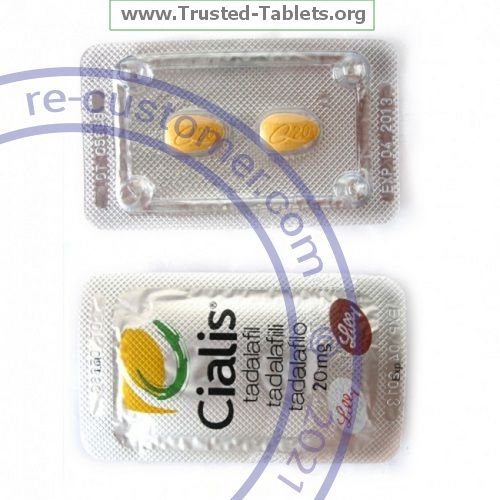 Trustedtabs Pharmacy. brand-cialis tablets. Uses, Side Effects, Interactions, Pictures