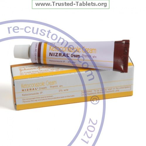 Trustedtabs Pharmacy. nizoral-cream tablets. Uses, Side Effects, Interactions, Pictures