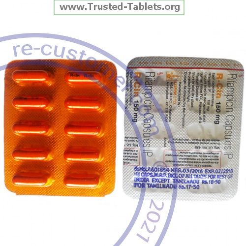 Trustedtabs Pharmacy. rifadin tablets. Uses, Side Effects, Interactions, Pictures