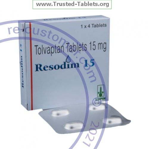 Trustedtabs Pharmacy. samsca tablets. Uses, Side Effects, Interactions, Pictures