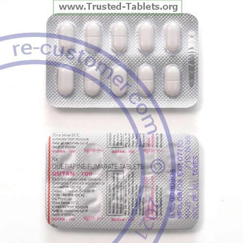 Trustedtabs Pharmacy. seroquel tablets. Uses, Side Effects, Interactions, Pictures