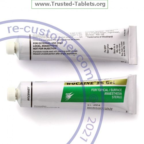 Trustedtabs Pharmacy. xylocaine tablets. Uses, Side Effects, Interactions, Pictures